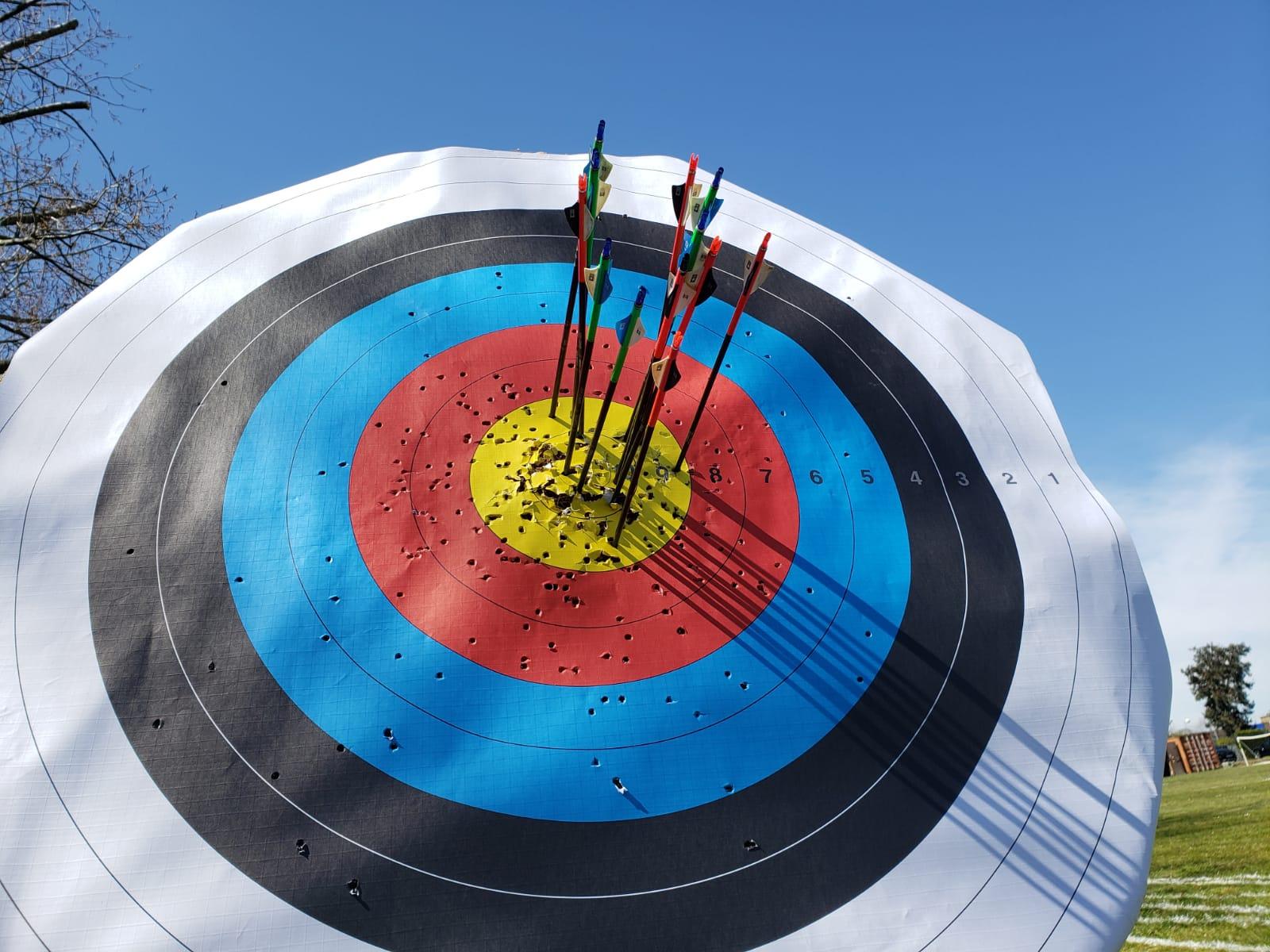 Archery April 2021